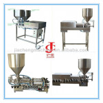 Semi Automatic Soybean Paste Filling Machine