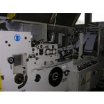 Flat/Satchel Paper Bag Making Machine with 4 color in-line print