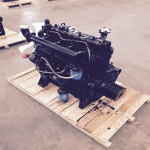 Jiangdong 4-cylinder diesel engine for water pump
