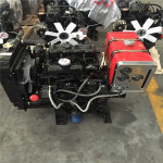 2 Cylinder high capacity diesel engine suppliers engine in diesel generator