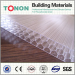 Honeycomb PC hollow sheet