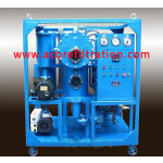 VTP High Vacuum Transformer Oil Purifier Machine