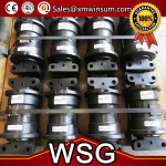 PC60-6 PC60-7 PC75UU-2 PC200 track roller for excavator undercarriage parts