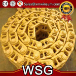Bulldozer spare parts D8K D8H lubricated track link track chain assy