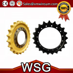 PC200-5 excavator spare parts 20Y-27-11581 chain drive excavator sprocket