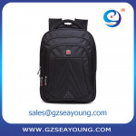 latest design custom backpack teenager bag computer 1680D backpack