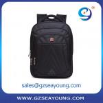 latest design custom backpack teenager bag computer 1680D backpack