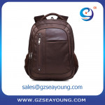 Popular laptop school backpack softback backpack businees daily use bag
