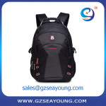Direct Manufactuer backpack excellent quality zipper backpack water repellent bag