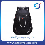 promotional busines laptop backpack/brief case outdoor customize travel bag
