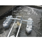 Surface jet float Aerator ( Aspirator)