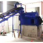 Coconut Fibre Extracting Plant