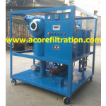 Vacuum Transformer Oil Purifier Machine