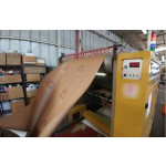 SOS Bag Making Machine wtih Twisted Rope Handle, Overhauled