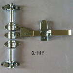 Trailer Spare Parts Rear Sliding Door Lock