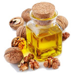 Raw walnut oil