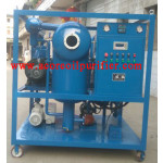 DVTP High Vacuum Transformer Oil Purifier Machine