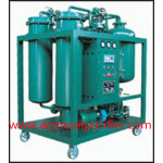 Used Turbine Lube Oil Purification Plant