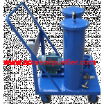 PT Mobile Portable Oil Filter Machine Carts