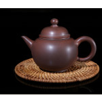 210ml Qinzhou Nixing Single Tea Pot Handmade Teapot Ceramic