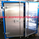 Weather-proof Transformer Oil Purification Treatment Plant