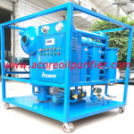 110KV Transformer Insulating Oil Purifier System