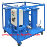 Portable Lubricating Oil Filter Machine