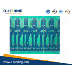 4-layer 2oz Peelable Mask PCB