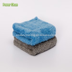 Super Absorption Quick-dry Microfiber Coral Fleece Towel Super Thick Car Wash Cloth